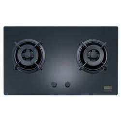 雙頭嵌入式平面爐(黑色玻璃面) (SHZB62S-G)