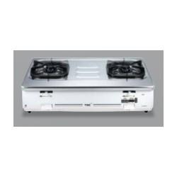 雙頭煤氣煮食爐[不銹鋼面] (RJ2T-SSW)