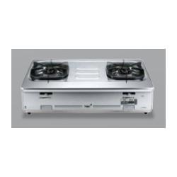 雙頭煤氣煮食爐[不銹鋼面] (RJ2T-SSS)