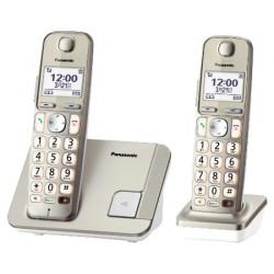數碼室內無線電話(雙子機) (KXTGE212HKN)