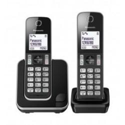 數碼室內無線電話(雙子機) (KXTGD312HKB)