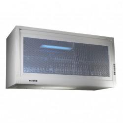 10-12人藍波燈消毒乾碗碟機(白)(FD9001)