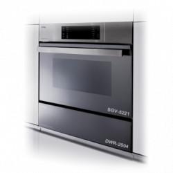 嵌入式暖碟櫃 (DWR2504)
