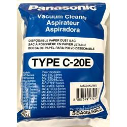 吸塵機集塵紙袋 MCE系列適用 (C20)