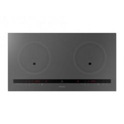 2800W 雙頭座檯/嵌入電磁爐-灰色 (KYC227E/GY)