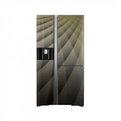 547公升對掩門雪櫃[閃鑽玻璃] (RM700VAG9HX)
