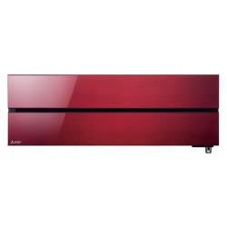 1匹冷暖式分體機(寶石紅色) (MSZLN09VFR)