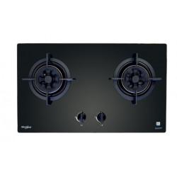 2頭嵌入式煤氣煮食爐 (AWK235/B-TG)