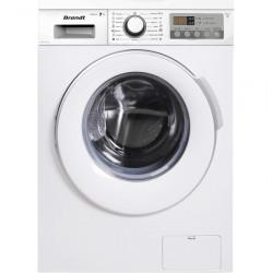 7kg 1400轉前置式變頻洗衣機 (BWF714AG)