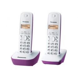 數碼室內無線電話(雙子機)(KXTG1612HK)